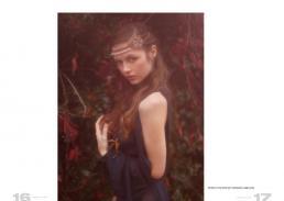 silk dress // anne valerie hash | head jewelry // pagan poetry